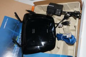 Cisco Linksys WRT160NL