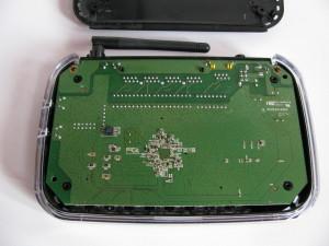 Netgear WNR1000v3: otwarcie routera