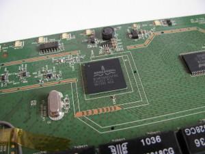 Netgear WNR1000v3: Broadcom BCM5356A