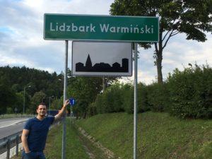 Lidzbark Warmiński 2016