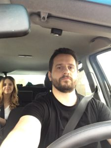 w drodze do Lisewskiego Dworu